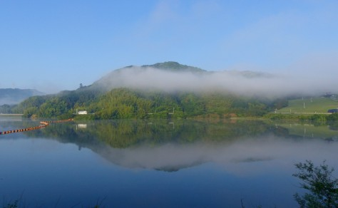 Tempai Dam Lake