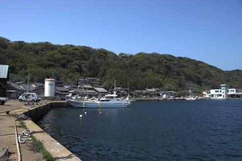 Ainoshima port