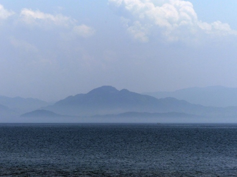Mainland from Ainoshima